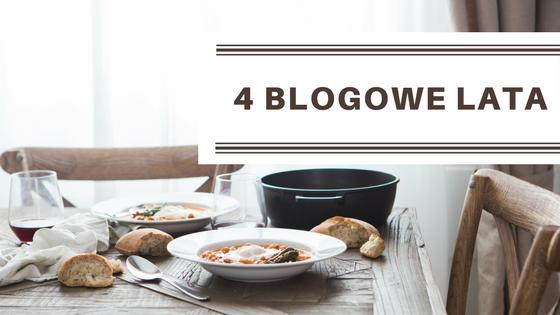 4 lata blogowania i przemyślenia co dalej.