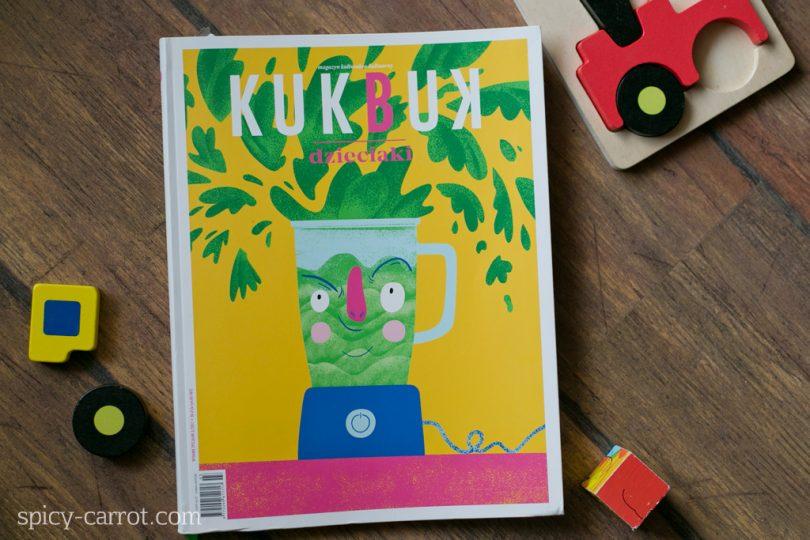 [Recenzja] Kukbook Kids + Kosmos magazyn dla dziewczynek