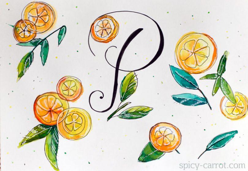 Pomarańcza, królowa cytrusów