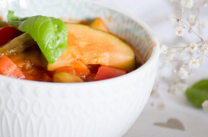 Warzywa słodko-kwaśne z ryżem